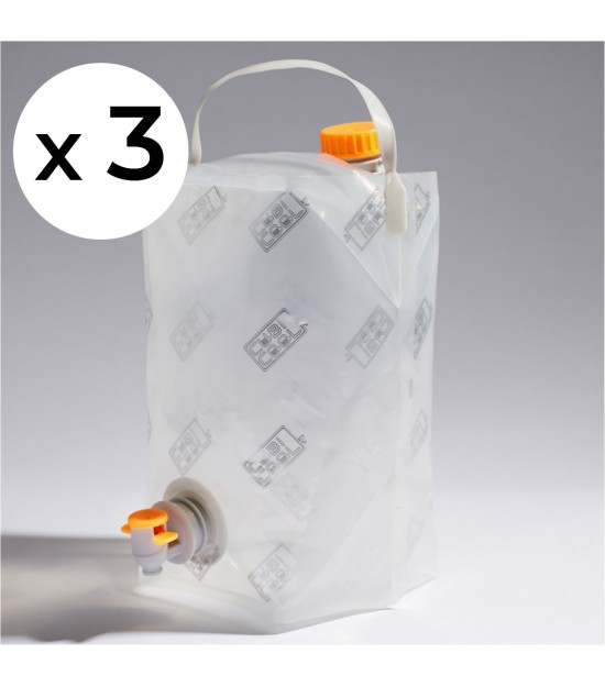 Drink pouch ApéroBIB® 5l (3 pieces)