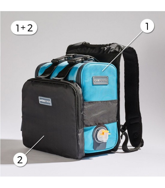 HIKING PACK TURQUOISE