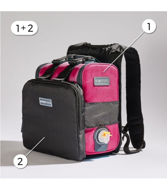 HIKING PACK PINK